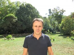Richard Ortega, CNRS Research Director and co-manager of the UMR CENBG's IPCV team (CNRS, University of Bordeaux 1)
