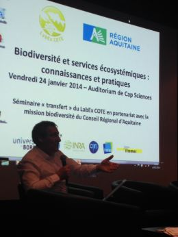 "Seminar ""Biodiversity and ecosystem services: knowledge and practices"""