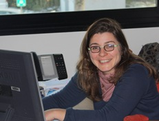 Soizic Morin, research fellow and LabEx COTE scientific manager