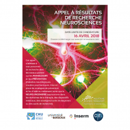 AST Call for research results in neurosciences